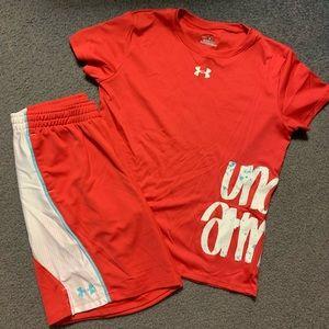 UA Heat Gear Set